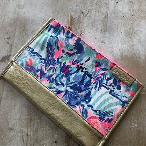 Never used Lily Pulitzer Clutch